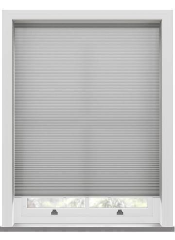 Pleated Blinds Lexington Dove Grey