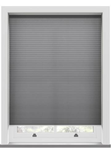 Pleated Blinds Lexington Grey