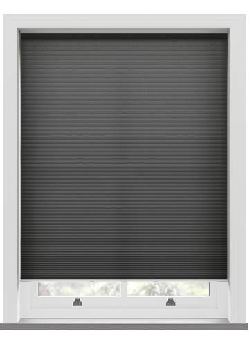 Pleated Blinds Lexington Onyx