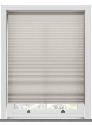 Pleated Blinds Lexington Taupe