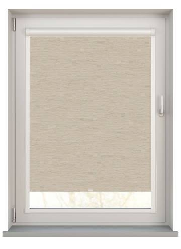 Perfect Fit Roller Blinds Lintex PVC Blackout Stone