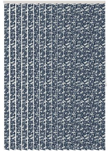 Vertical Blinds Meadow Nightingale Blue