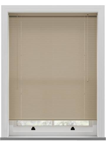 Venetian Blinds Micro 15mm Pale Mushroom TR0061