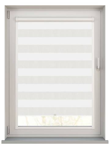 Perfect Fit Roller Blinds Midas Blackout Crystal