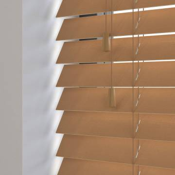 Wooden Blinds Mississippi Light Oak