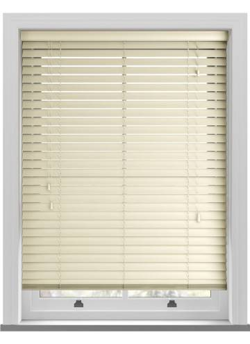 Wooden Blinds Mississippi Linen