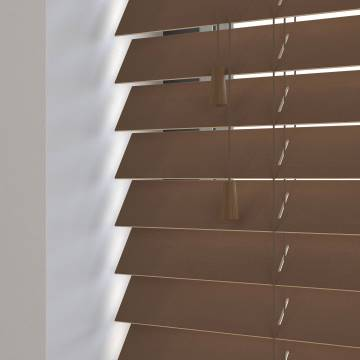 Wooden Blinds Mississippi Medium Oak