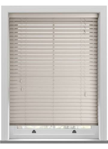 Wooden Blinds Mississippi Stone