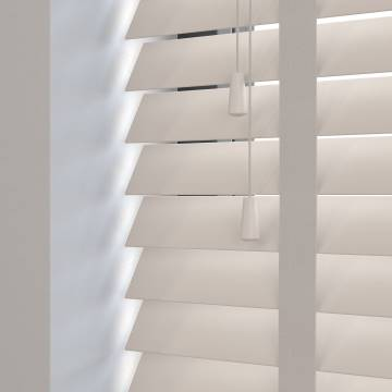 Wooden Blinds Mississippi Taped Stone