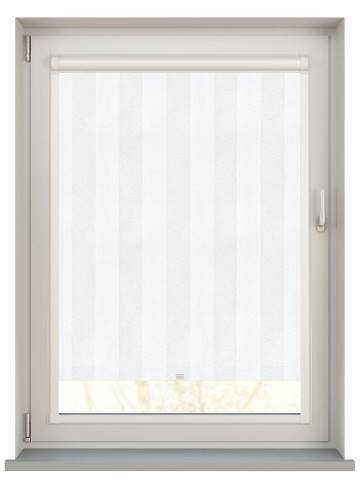 Perfect Fit Roller Blinds Napa Blackout Ivory
