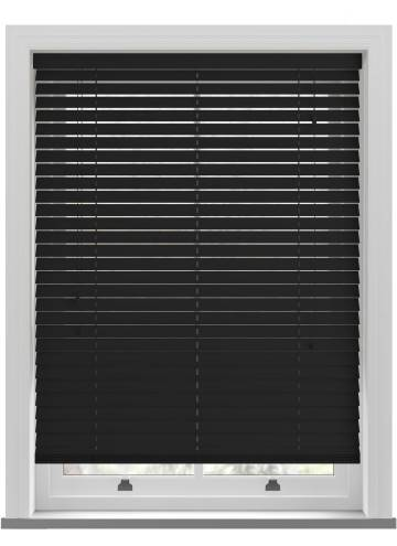Wooden Blinds Nile Ebony