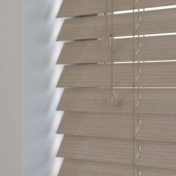 Wooden Blinds Nile Grained Driftwood
