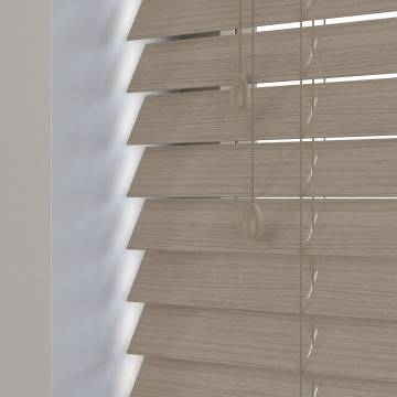 Wooden Blinds Nile Grained Stonewash