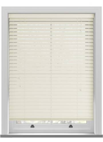 Wooden Blinds Nile Oyster