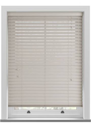 Wooden Blinds Nile Stone