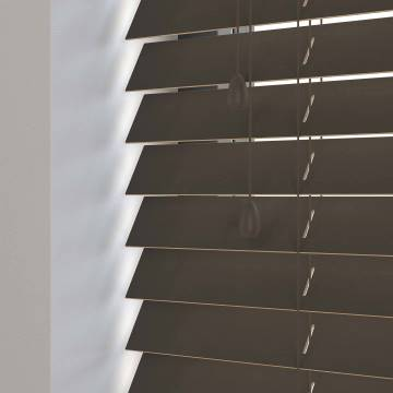 Wooden Blinds Nile Walnut