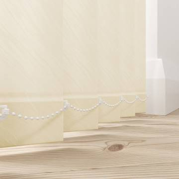 Vertical Blinds Opus Beige