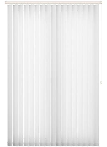 Vertical Blinds Opus White