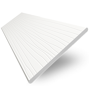 Premier Grained Bright White