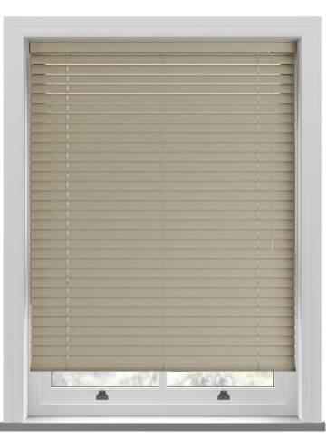 Venetian Blinds Rainbow 50mm Pale Mushroom TR0061