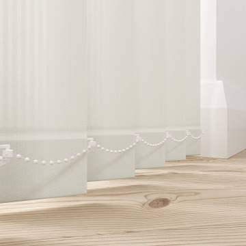 Vertical Blinds Rossini Chalk