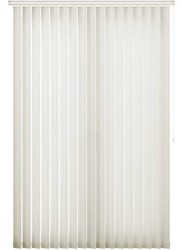 Replacement Vertical Blind Slats Rossini Chalk
