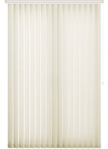 Replacement Vertical Blind Slats Rossini Cream