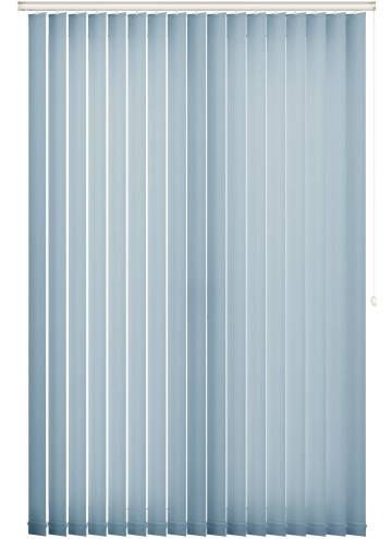 Replacement Vertical Blind Slats Senna Mineral Blue