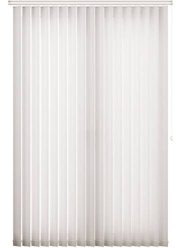 Replacement Vertical Blind Slats Senna White