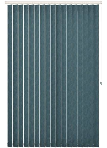 Replacement Vertical Blind Slats Sio Marmo Blue