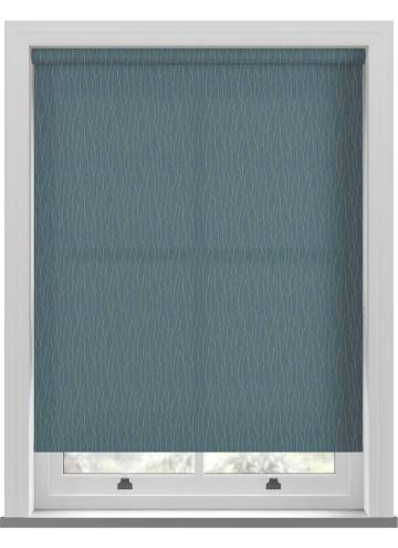 Roller Blinds Sio Marmo Blue