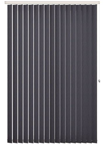Replacement Vertical Blind Slats Sio Merino Navy
