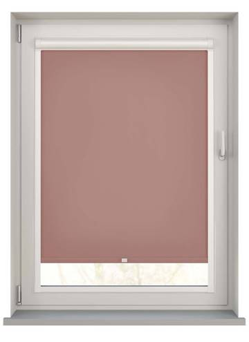 Perfect Fit Roller Blinds Splash Blush Pink