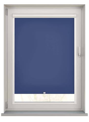 Perfect Fit Roller Blinds Splash Classic Blue