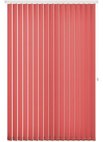Vertical Blinds Splash Flamingo Pink