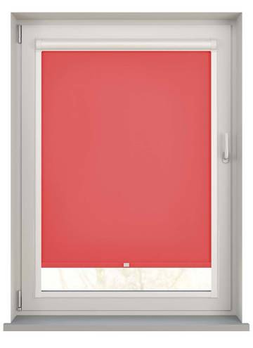 Perfect Fit Roller Blinds Splash Flamingo Pink