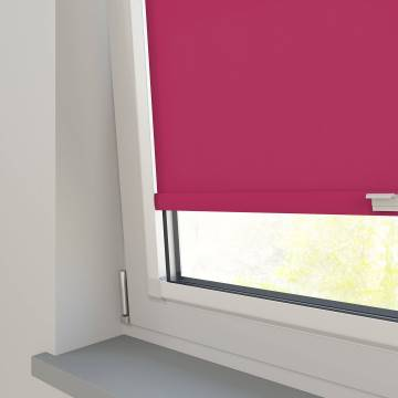 Perfect Fit Roller Blinds Splash Lipstick Pink