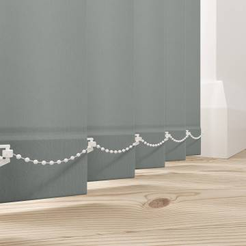 Vertical Blinds Splash Mid Grey
