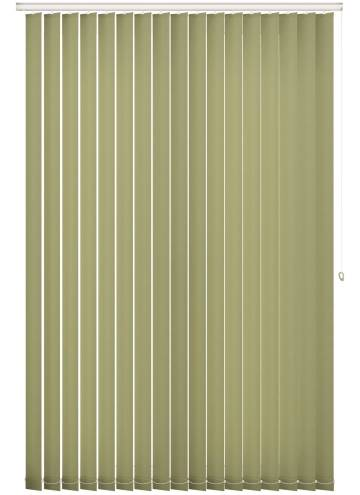Replacement Vertical Blind Slats Splash Moss Green