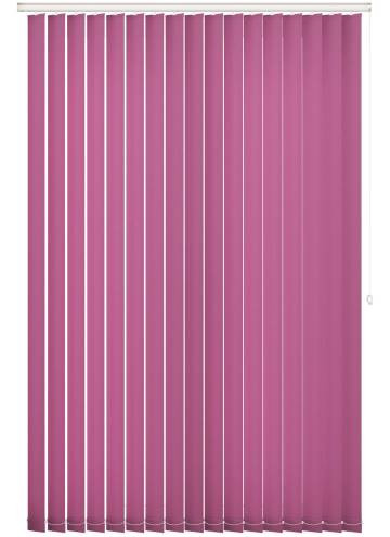 Vertical Blinds Splash Orchid Purple