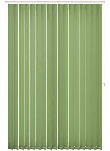 Vertical Blinds Splash Pear Green