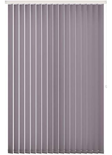 Replacement Vertical Blind Slats Splash Sloe Purple
