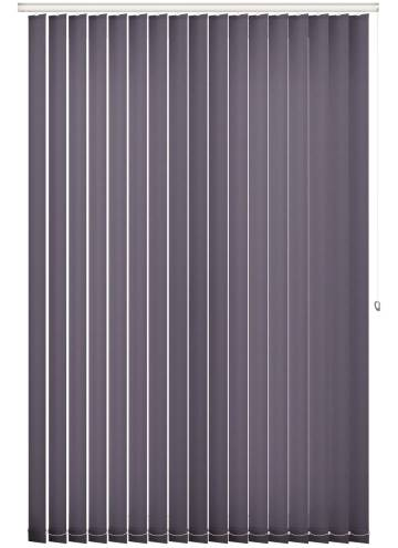 Vertical Blinds Splash Smokey Purple