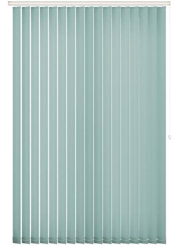 Replacement Vertical Blind Slats Splash Tiffany Blue