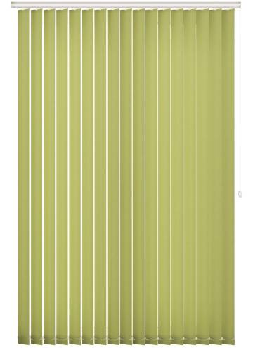 Vertical Blinds Splash Vine Green