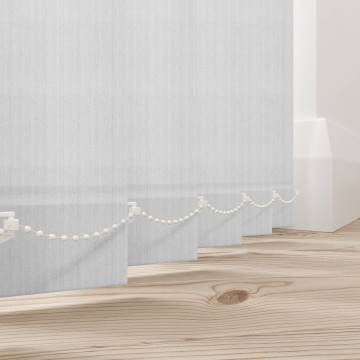 Vertical Blinds Surface White