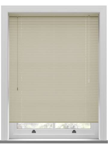 Venetian Blinds Turin 25mm Almond