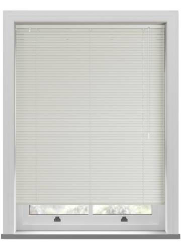 Venetian Blinds Turin 25mm Brushed Cream