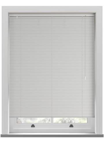 Venetian Blinds Turin 25mm Brushed White