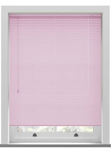 Venetian Blinds Turin 25mm Candyfloss Pink